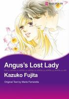 Couverture du livre « Angus's Lost Lady » de Kazuko Fujita aux éditions Harlequin K.k./softbank Creative Corp.