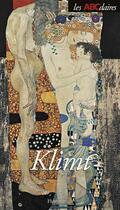 Couverture du livre « L'abcdaire de Klimt » de Alyse Gaultier aux éditions Flammarion