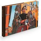 Couverture du livre « Travel book rome » de Miles Hyman aux éditions Louis Vuitton