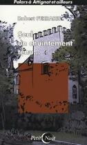 Couverture du livre « Seul un chuintement tenu... » de Robert Ferraris aux éditions Nykta