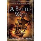 Couverture du livre « A battle won » de Sean Thomas Russell aux éditions Michael Joseph