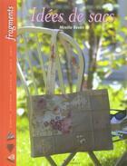 Couverture du livre « Idées de sacs » de Mireille Revert aux éditions Inedite