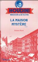 Couverture du livre « La maison mystère » de Vivianne Perret aux éditions Editions Du Masque