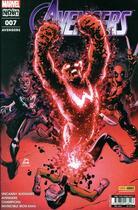 Couverture du livre « Avengers N.7 » de Avengers aux éditions Panini Comics Fascicules