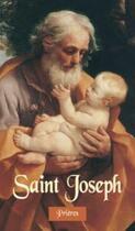 Couverture du livre « Saint Joseph » de Collectif aux éditions Benedictines