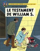 Couverture du livre « Le testament de William S. » de Andre Juillard et Yves Sente aux éditions Blake Et Mortimer