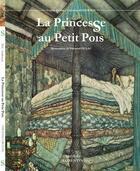 Couverture du livre « La princesse au petit pois » de Hans Christian Anderson et Edmond Dulac aux éditions Corentin