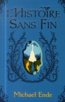 Couverture du livre « L'histoire sans fin » de Michael Ende aux éditions Hachette Romans