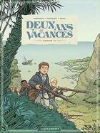 Couverture du livre « Deux ans de vacances T.1 » de Philippe Chanoinat et Frederic Brremaud et Hamo aux éditions Vents D'ouest