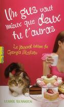 Couverture du livre « Un gus vaut mieux que deux tu l'auras » de Louise Rennison aux éditions Gallimard-jeunesse