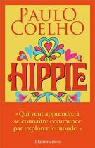 Couverture du livre « Hippie » de Paulo Coelho aux éditions Flammarion