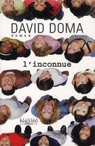 Couverture du livre « L'inconnue » de David Doma aux éditions Bernard Pascuito