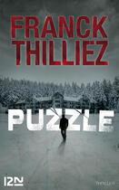 Couverture du livre « Puzzle » de Franck Thilliez aux éditions 12-21