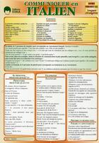 Couverture du livre « Communiquer en italien » de Morselli R aux éditions Eska