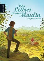 Couverture du livre « Les lettres de mon moulin en BD » de Alphonse Daudet aux éditions Petit A Petit