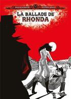 Couverture du livre « La ballade de Rhonda » de David Verdier et Pierre Roux aux éditions Les Mots Magiques
