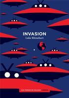 Couverture du livre « Invasion » de Luke Rhinehart aux éditions Aux Forges De Vulcain