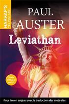 Couverture du livre « Leviathan » de Paul Auster aux éditions Harrap's