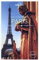 Couverture du livre « Best of ; Paris (4e édition) » de Collectif Lonely Planet aux éditions Lonely Planet France