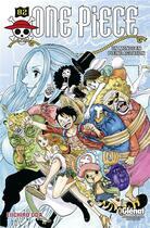 Couverture du livre « One Piece T.82 ; un monde en pleine agitation » de Eiichiro Oda aux éditions Glenat