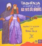 Couverture du livre « Taghenja, la fiancee de la pluie » de Terna Hajji aux éditions Indigene