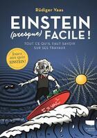 Couverture du livre « Einstein (presque) facile ! » de Rudiger Vaas aux éditions Delachaux & Niestle