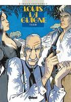 Couverture du livre « Louis la guigne t.13 ; lo zio » de Jean-Paul Dethorey et Frank Giroud aux éditions Glenat