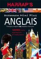 Couverture du livre « Dictionnaire Harrap's mini plus ; français-anglais / anglais-français (édition 2014) » de Collectif aux éditions Larousse