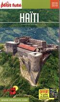 Couverture du livre « GUIDE PETIT FUTE ; COUNTRY GUIDE ; Haïti » de Collectif Petit Fute aux éditions Le Petit Fute