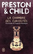 Couverture du livre « La chambre des curiosités » de Douglas Preston et Lincoln Child aux éditions J'ai Lu
