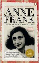 Couverture du livre « Diary Of A Young Girl, The » de Anne Frank aux éditions Adult Pbs