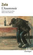 Couverture du livre « L'assommoir » de Émile Zola aux éditions Gallimard
