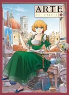 Couverture du livre « Arrte t.1 » de Ohkubo Kei aux éditions Komikku