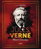 Couverture du livre « Jules Verne ; testament d'un excentrique » de Remi Guerin aux éditions Michel Lafon