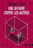 Couverture du livre « Une affaire comme les autres » de Pasquale Ruju aux éditions Denoel