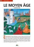 Couverture du livre « Le moyen âge » de Collectif aux éditions Aedis
