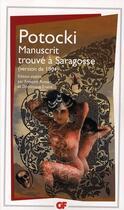 Couverture du livre « Manuscrit trouvé à Saragosse (1804) » de Jean Potocki aux éditions Flammarion