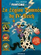Couverture du livre « Le fantôme en tergal contre la légion damnée du IV reich » de Pixel Vengeur aux éditions Drugstore