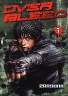 Couverture du livre « Over bleed t.1 » de 28round aux éditions Ki-oon