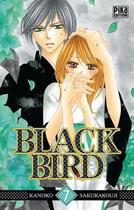 Couverture du livre « Black bird t.7 » de Kanoko Sakurakouji aux éditions Pika