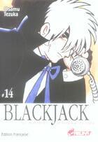 Couverture du livre « BlackJack T.14 » de Osamu Tezuka aux éditions Asuka