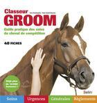 Couverture du livre « Classeur groom » de Aude Lherete-Bonneau et Lieve Vandekeybus aux éditions Belin