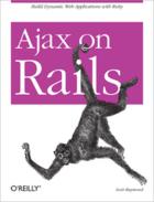 Couverture du livre « Ajax on Rails » de Raymond Scott aux éditions O'reilly Media