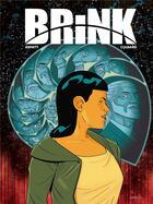 Couverture du livre « Brink » de Ian Culbard et Dan Abnett aux éditions Akileos