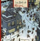Couverture du livre « Les noëls de franquin » de Franquin aux éditions Marsu Productions