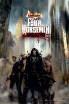 Couverture du livre « Les quatre cavaliers de l'apocalypse t.2 » de Simon Bisley et Michael Mendheim aux éditions Nickel