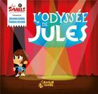Couverture du livre « L'odyssée de Jules » de Francois Delecour aux éditions Le Buveur D'encre