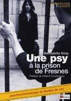 Couverture du livre « Une psy à la prison de Fresnes » de Surig B aux éditions Demos