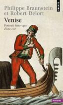 Couverture du livre « Venise » de Marabini Jean aux éditions Points