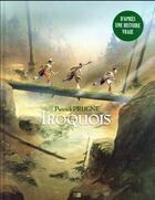 Couverture du livre « Iroquois » de Patrick Prugne aux éditions Daniel Maghen